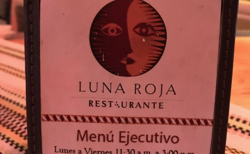 Restaurant Review: Luna Roja